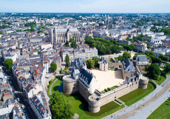 Photo notre agence est à Nantes