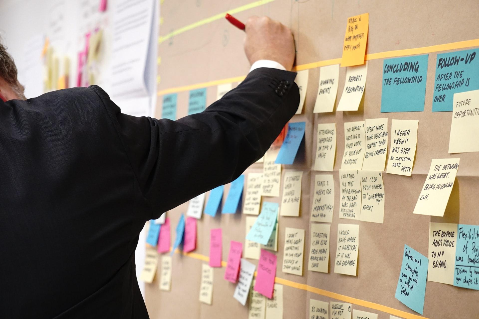 méthode agile projet business france