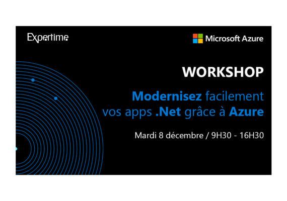 Visuel LK Workshop .net 8 decembre