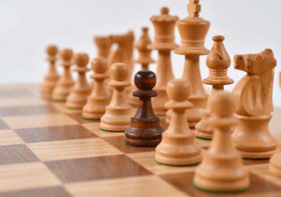 Jeu d'échecs - Témoignage Feu vert