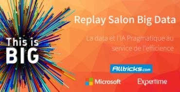 Replay salon big data alltricks