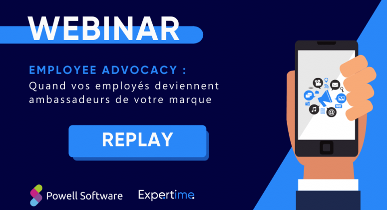 Replay webinar powell employee advocacy