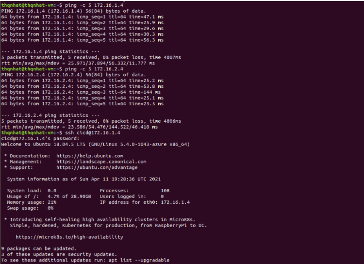 vpn ubuntu configuration