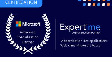 """Spécialisation avancée « Modernisation des applications Web dans Microsoft Azure"""""""