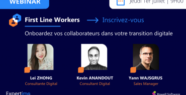 Webinar First Line Workers