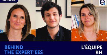 behind the expertees vidéo webserie
